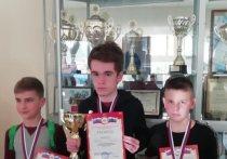 Серпуховские шахматисты стали лучшими на областных соревнованиях