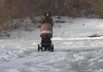 Рязанцы пожаловались на скользкие дорожки в Лесопарке