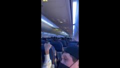 Опубликовано видео аварийной посадки Boeing 737 в Краснодаре