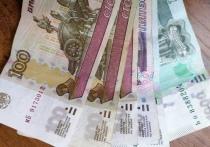 Тульская область оказалась на 39 месте по уровню зарплат в провинции