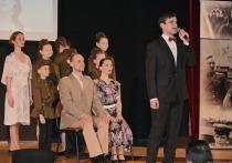 Концерт «От героев былых времен…» прошел в Первом Московском кадетском  корпусе