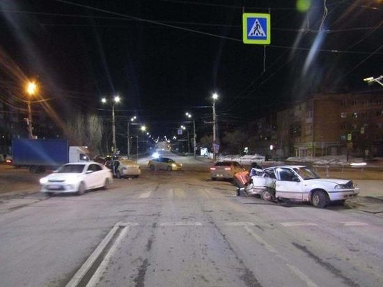 Спровоцировавший массовое ДТП в Ижевске пьяный водитель был на угнанном авто