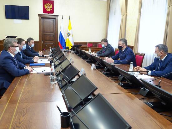 На Ставрополье обсудили энергетические перспективы