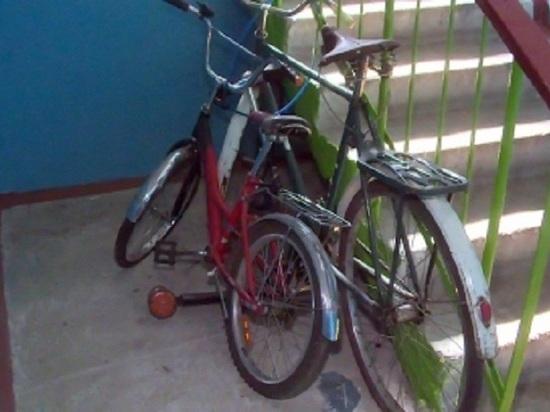 В Калмыкии с наступлением весны участились кражи велосипедов