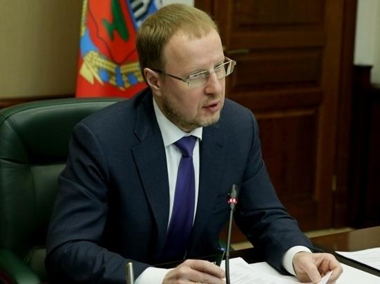 Виктор Томенко раскритиковал глав муниципалитетов за плохую уборку снега