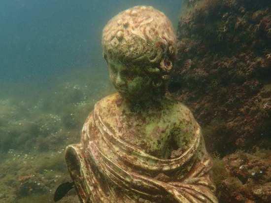 Издание Heritage daily назвало 10 примечательных древних затонувших городов