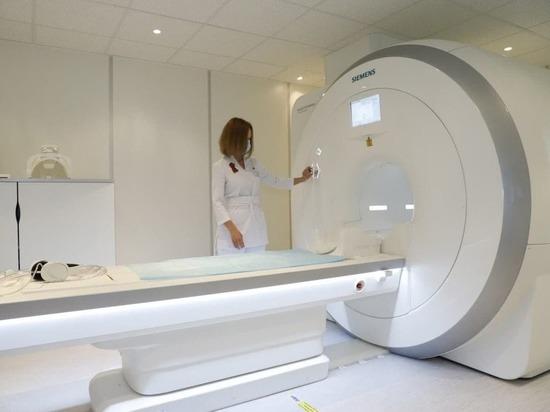 Более 250 детей были обследованы благодаря новому аппарату МРТ в Кузбассе