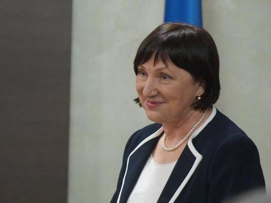Министр культуры Хакасии Светлана Окольникова вошла в состав Госсовета РФ