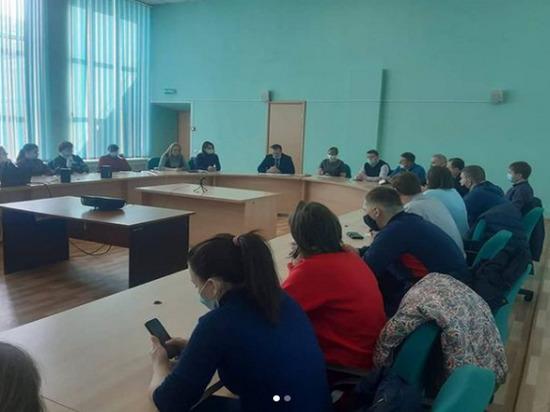 Однако, по оценке участников, встреча не приблизила квартирный вопрос для дольщиков СКФ «Комфорт» к решению