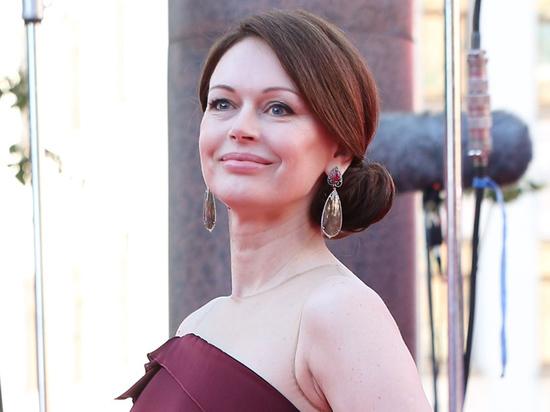 По словам актрисы, она очень тяжело переживала это трагическое событие