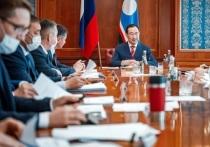 Глава Якутии рассмотрел вопросы дальнейшей газификации республики