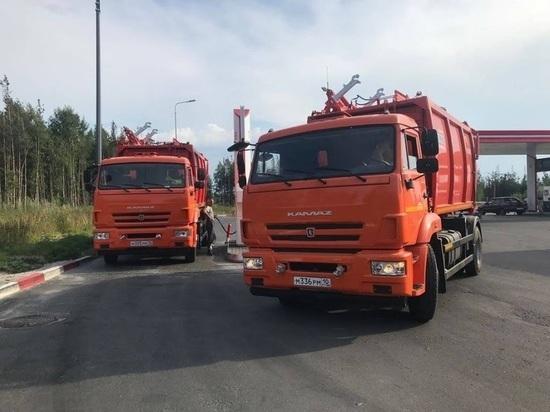 За невывоз мусора дачников Карелии оштрафуют на 100 тысяч рублей