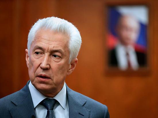 Быший глава Дагестана идет в Госдуму