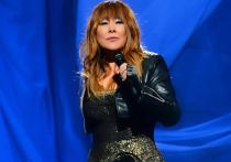 Певица Анита Цой стала народной артисткой России – это звание ей присвоено указом президента