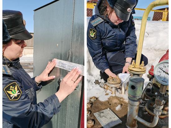 Приставы запретили работу алтайского «Крок», где работало газовое оборудование