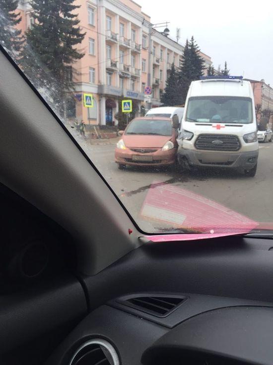В Твери произошла очередная авария со «скорой»