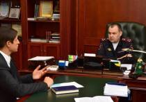 Начальник УМВД по  Краснодару Дмитрий Остапенко: «Система выстроена так, что новые направления требуют не реформ, а адаптации»