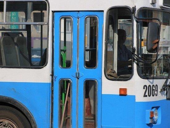 В Кемерове закроется один из троллейбусных маршрутов