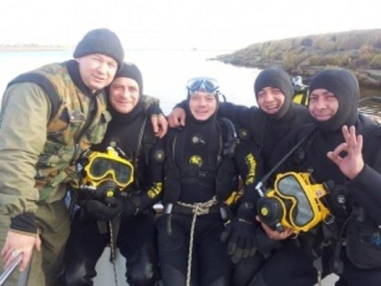 Спасатели-водолазы из УрФО поборются за звание лучших в профессии на Ямале