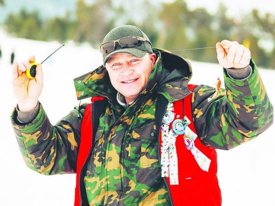 Почти все главные призы «Байкальской рыбалки» достались командам из Бурятии