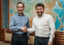 Глава Якутии об итогах выборов на пост главы города Якутск