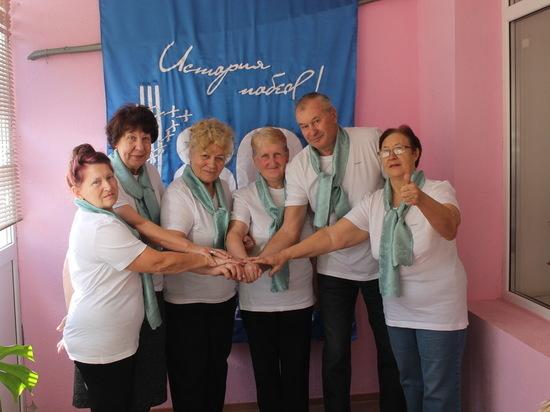 Пожилые волонтёры Саратовской области заботятся  об экологии и участвуют в конкурсах