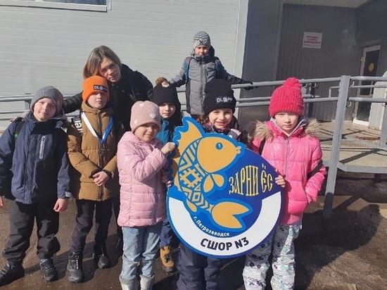 Юные петрозаводчане победили на Всероссийском турнире по плаванию