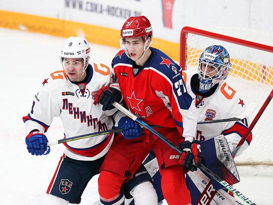 Будет не скучно: в полуфинале Кубка Гагарина снова сыграют СКА и ЦСКА