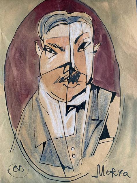 Тайну художника-мистификатора Игоря Майорова до сих пор не разгадали