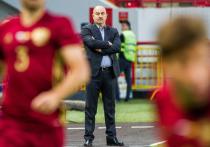 Сборная России уступила Словакии в матче квалификации ЧМ-2022