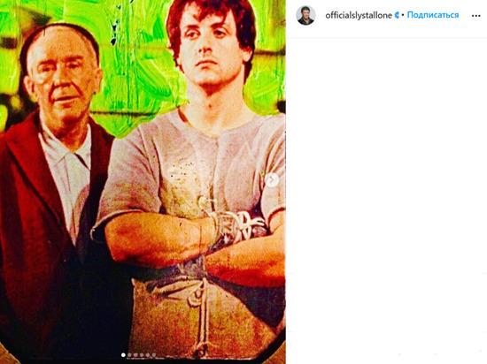 """Сталлоне сообщил о разработке сериала-приквела к франшизе """"Рокки"""""""