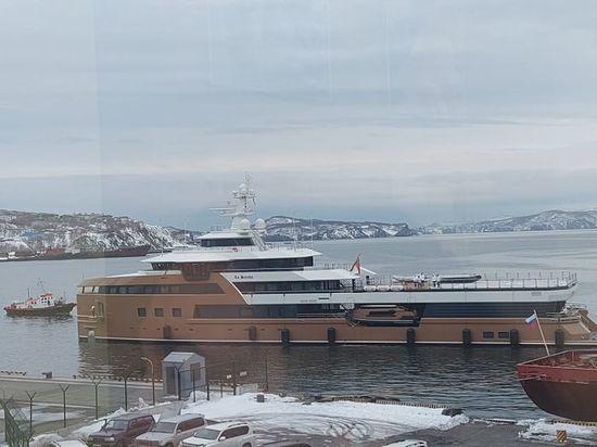 Яхта ТИНЬКОВА поработает на Камчатку