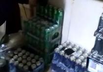 В Братске закрыли ночной клуб и изъяли 400 литров алкоголя