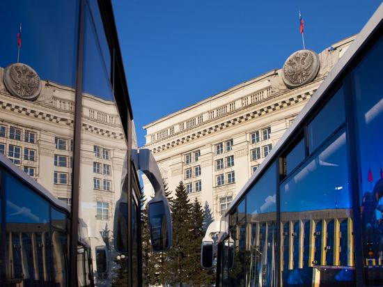 В кузбасский парламент на место нынешнего зампреда избрали нового депутата