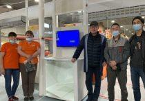В магазинах Якутска установили «Тележку добра» для помощи престарелым