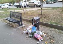 Казахстанцы равнодушны к мусору вокруг них