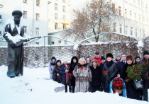 Юбилей Жамбыла Жабаева стал одним из проектов представительства Россотрудничества в Казахстане