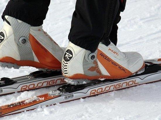 На правом берегу Кемерова временно закрыли лыжную школу №3