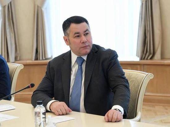Игорь Руденя обсудил новые инвестпроекты с главой «АгроПромкомплектации»