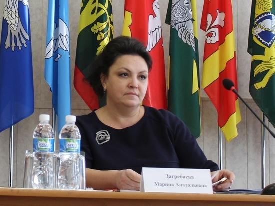 Марину Загребаеву уволили с поста первого замминистра сельского хозяйства Чувашии