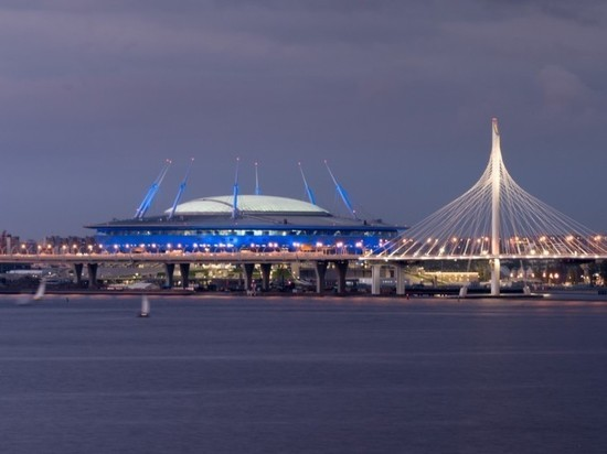 На матчи Евро-2020 в Петербурге допустят 50% зрителей от вместимости стадиона
