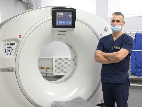 Два современных компьютерных томографа получили больницы Ноябрьска