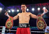 Сын экс-чемпиона мира бьется за право на титульный бой