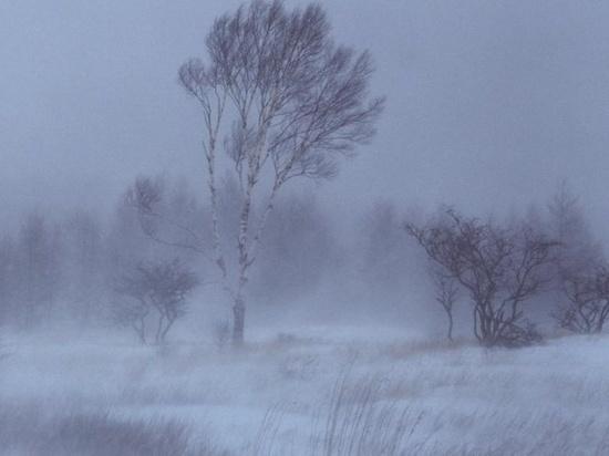 На Южном Урале объявлено штормовое предупреждение