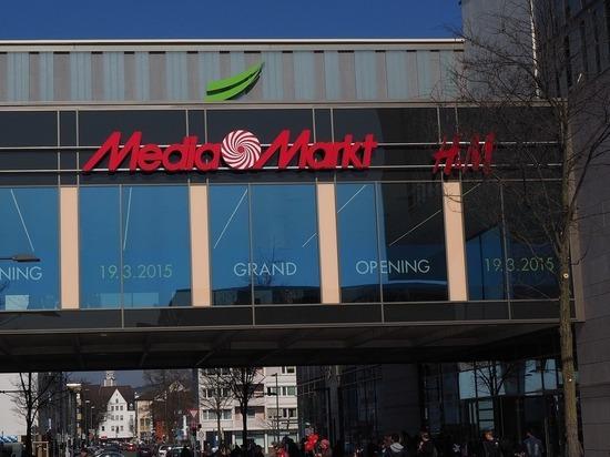 Германия: Media Markt и Saturn сократят 1000 рабочих мест