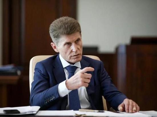 Губернатор Приморского края устал от шквала сообщений от пользователей соцсетей с жалобами на состояние города