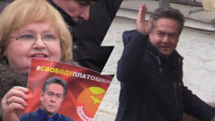 Соратники потребовали освободить политолога Платошкина: видео от суда