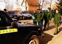 Автопарк лесничих проверили в Серпухове