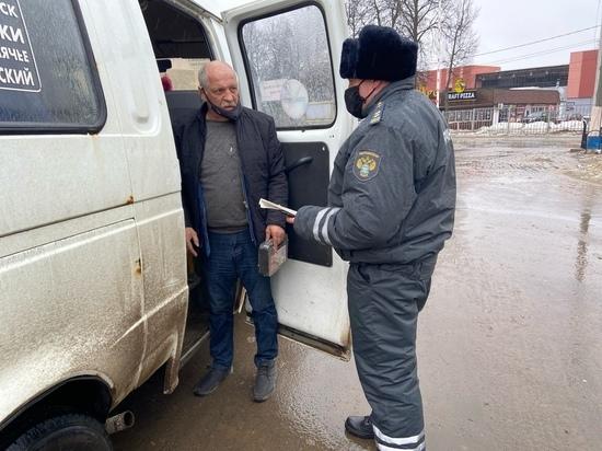 В Тульской области проверяют работу перевозчиков