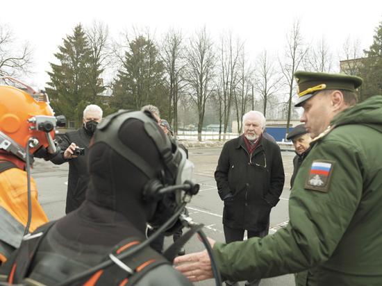 Общественный совет при Минобороны посетил уникальную структуру Российской армии
